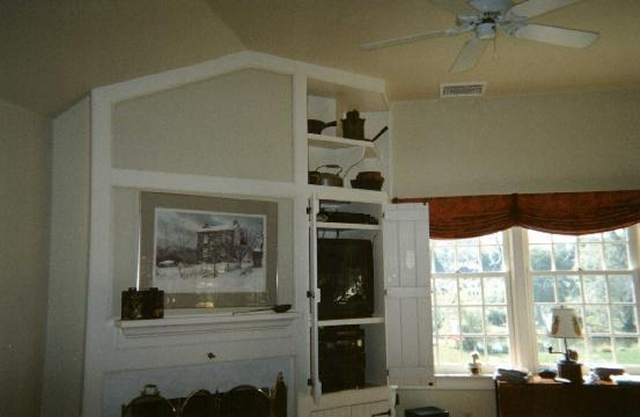 Fine Carpentry and Woodworking - Custom Cabinetry