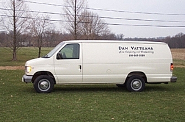 Dan Vattilana Fine Carpentry and Woodworking - West Grove, Chester County, PA 19390